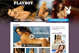 Playboy is the best pay porn site for pornstars and playmates
