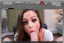 Most popular porn site to get some class-A POV stuff