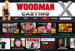 Most popular adult website if you want awesome casting stuff