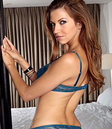 Eufrat is one of the nicest exotic playmates