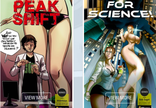 One of the most popular adult premium website to get the finest porn comics stuff