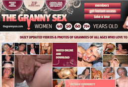 One of the most popular porn paid site to watch astonishing mature women porn videos