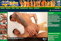 Most popular pay gay site to watch top notch gay videos