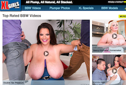 This one is the most worthy membership porn site to watch top notch BBW material